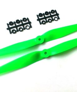 10x50 Multicopter Propeller Set EPP - Green