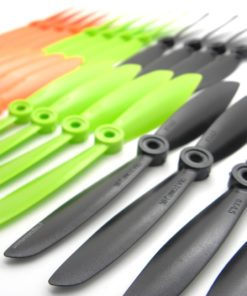 6x45 ABS Plastic Propeller Pack (4 x CCW, 4 x CW)