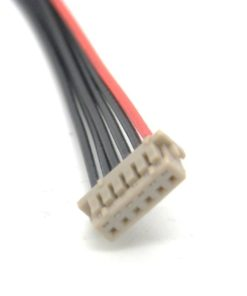 DF13 6pin to loose wire with 28awg PVC wire 30 cm (5pcs/bag)