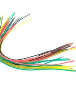 JST-SH1.0 to JST-GH1.25 Pre-crimped DIY Silicone Wire Pack (Pack of 20)