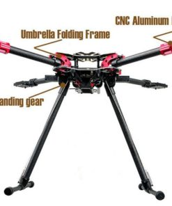U580 Pro Quadcopter (umbrella folding style)