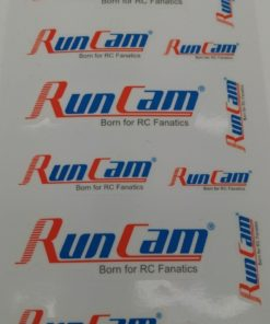 RunCam Stickers